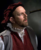 Jeff Watkins as Galileo