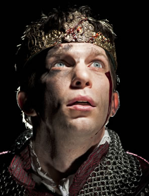 Gregory Jon Phelps as Henry V