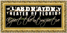 Laoratory Theater of FLorida logo
