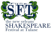 SFT: The New Orleans Shakespeare Festival at Tulane logo