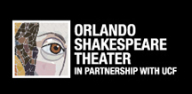 Orlando Shakespeare Theater in Partnership with UCF logo