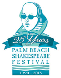 Palm Beach Shakespeare Festival: 25 years,  1990-2015