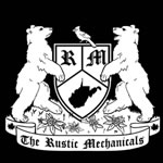 The Rustic Mechanics logo