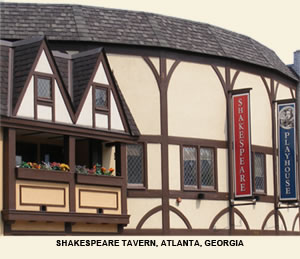 Shakespeare Taver, Atlanta, Georgia